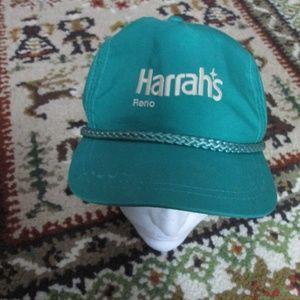 Harrahs Reno Hat